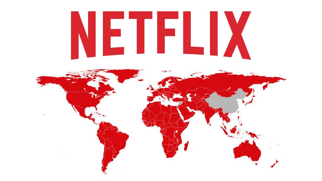 Netflix-worldwide